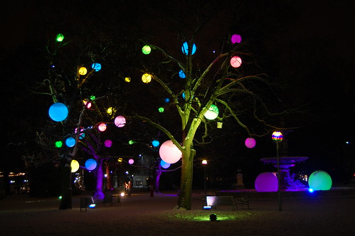 Festival Arbres et Lumières