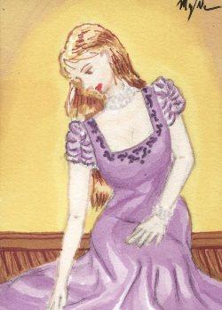 15-Purple Dress