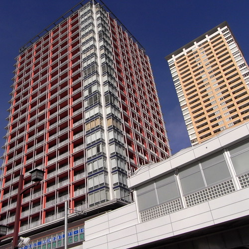 Nippori redevelopment