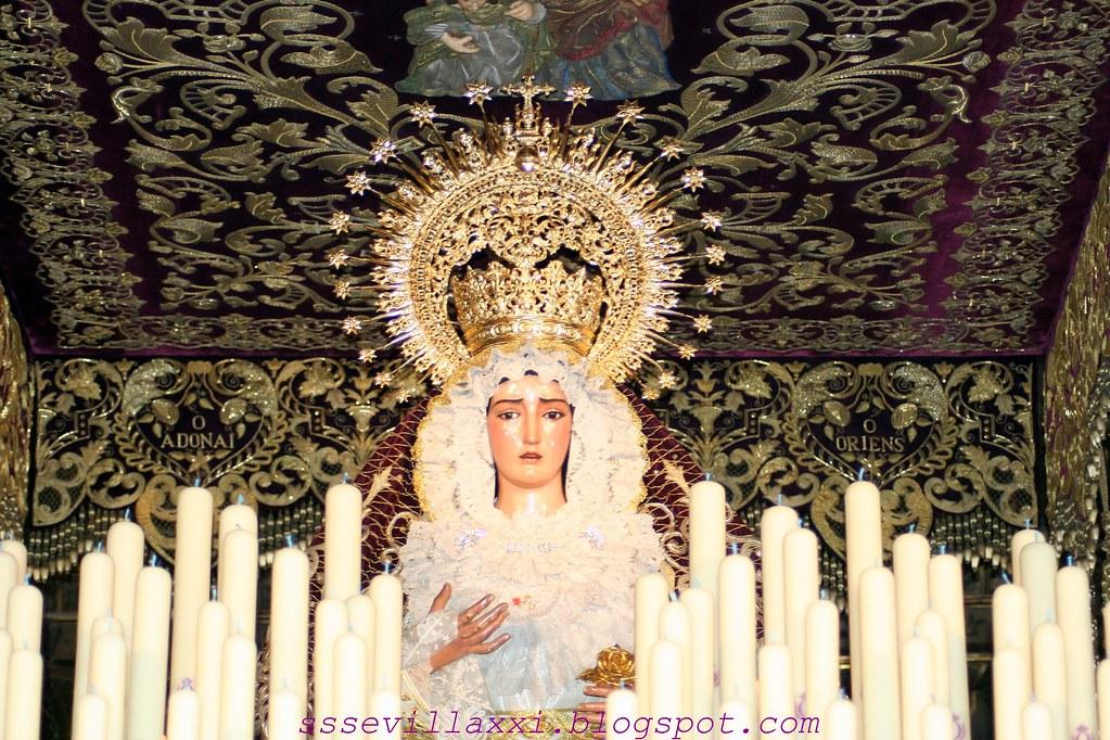 Nuestra Señora de la O. Domingo de Ramos 2009