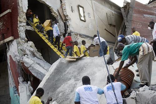 Why Was the Haiti Earthquake so Deadly? Essay