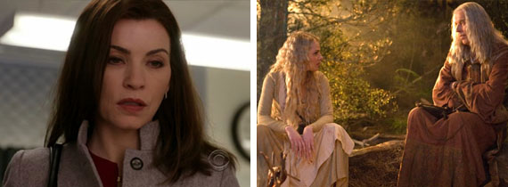 The Good Wife Legend of the Seeker