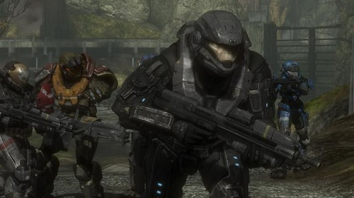 Halo 3 Reach - Noble Team