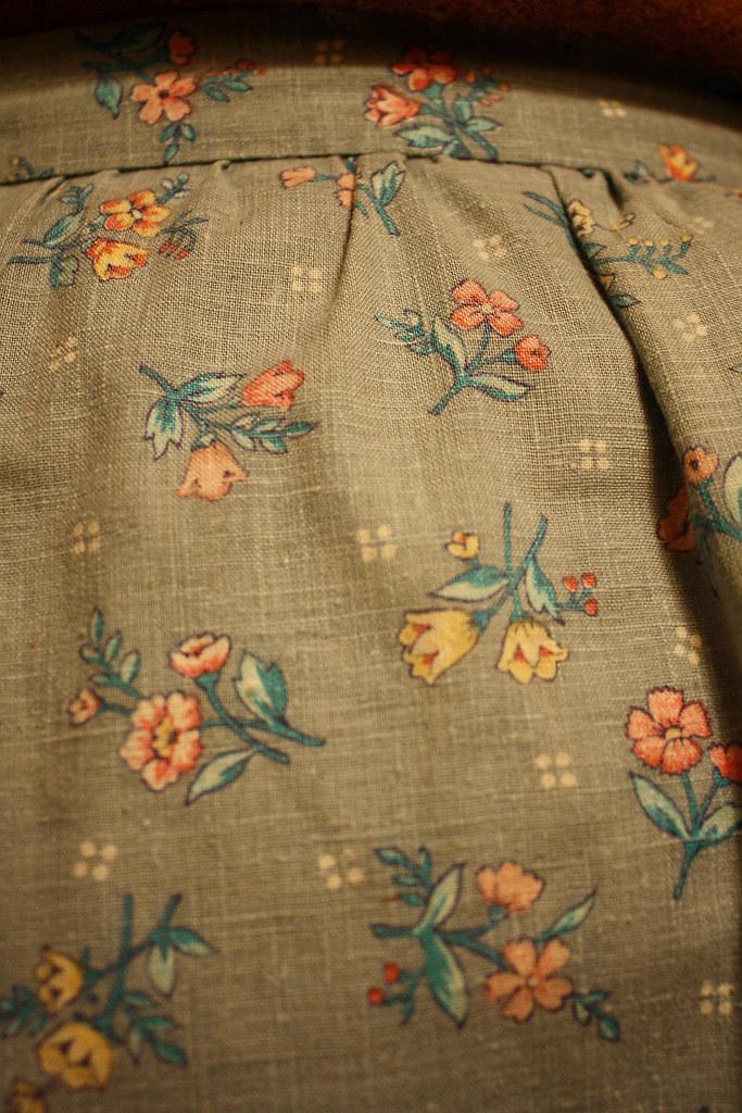 Pfloral skirt