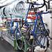 Shimano repair truck inside