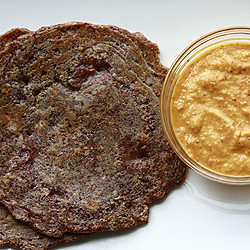 Madhuram's Whole Ragi Dosa
