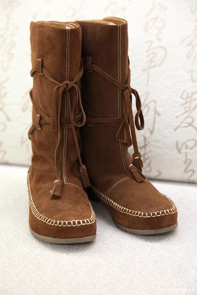 Noah Shoes 童話中統靴 Blitzen
