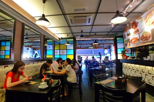 SS2's penang cuisine restaurant