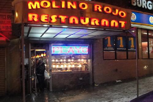 Molino Rojo Restaurant