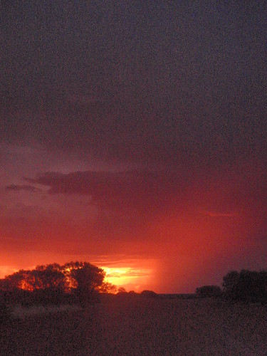 Outback Sunset 6