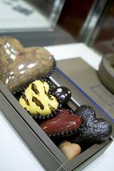 Jean-Paul Hévin, Salon du Chocolat Tokyo 2010, Shinjuku Isetan