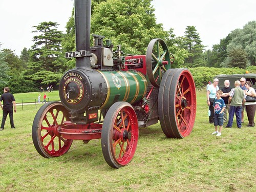 130 William Foster Traction Engine (1931)
