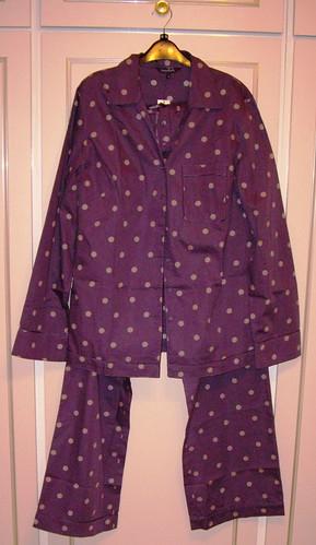 LTS purple PJs