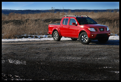 2010 Nissan Frontier PRO4X
