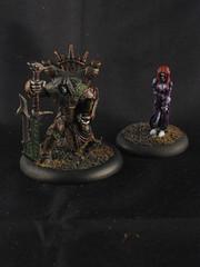 Goreshade & Deahtwalker2 (jonconcarne) Tags: warmachine cryx battlegroup goreshadedeathwalker