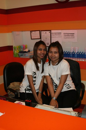 Pretty Thai Cashiers