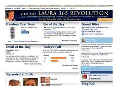 Ron paul Wins Laura Ingram Poll 02-22-10 (robpatozz) Tags: neocon cpac ronpaul lauraingram cpacpoll
