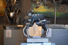Metal Crab sculpture DSC_1477 (ah_blake) Tags: sculpture canada vancouver island granville britishcolumbia markets crab wrench 2007 spanner