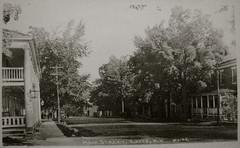 Antique photo of Essex, New York