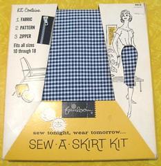 Sew-A-Skirt kit