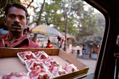 (bradford daly) Tags: leica city india west fuji superia 28mm joy 400 kolkata bengal calcutta