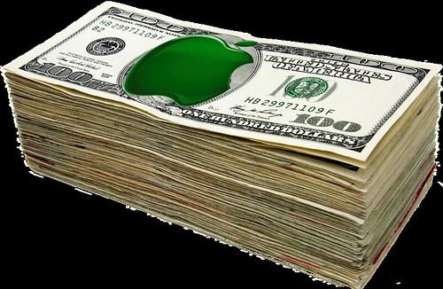 Apple's Wad of Cash