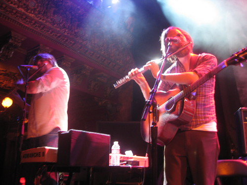 Midlake, Great American Music Hall, 03-04-10