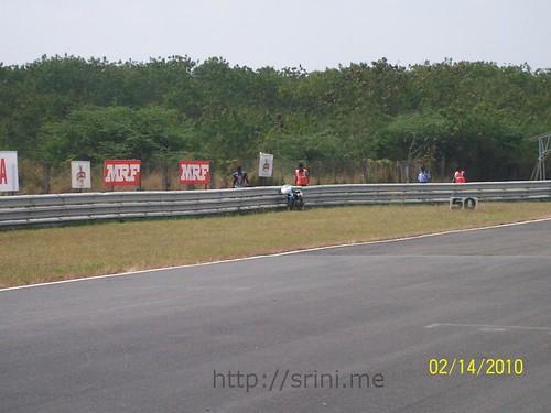 mrf race 204