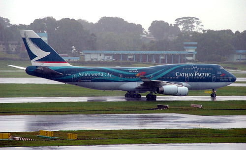 Boeing | 747-467 | Cathay Pacific Airways | B-HOY | Asia