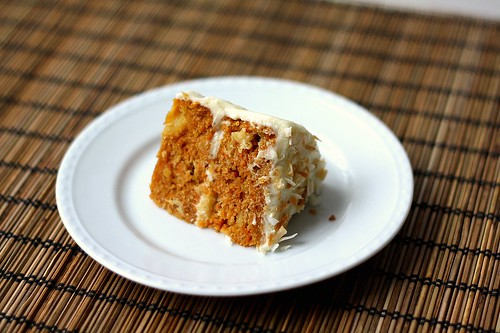 SMS Carrot Cake