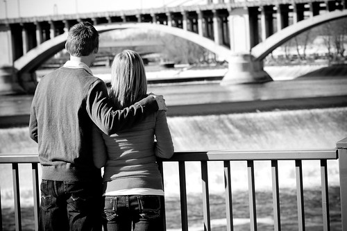 andrew beth engagement