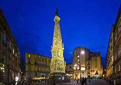 Obelisco nella Piazza di S. Domenico, Napoli (E) (Panoramyx) Tags: italien italy panorama italia campania panoramica napoli naples obelisco italie nápoles italië neapel napels itàlia nàpols piazzasdomenico 72oreanapoli 72hoursinnaples 72horasennápoles 72horesanàpols 72heuresànaples 72stundeinneapel 72uurinnapels