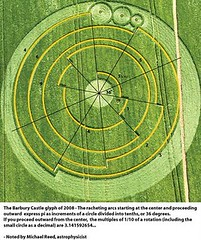 Barbury crop circle