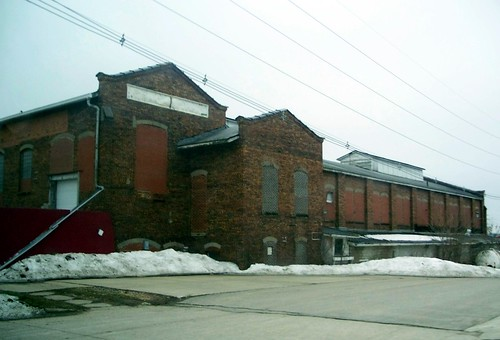 old ice cream factory