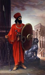 persian empire (cool-art) Tags: ancient iran military persia greece empire warrior  immortal persepolis spear persa achaemenid  ir