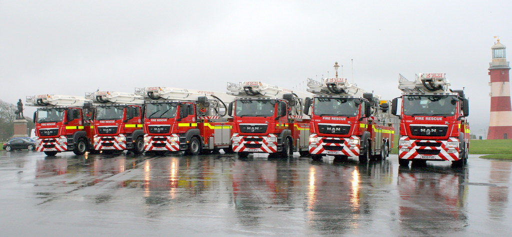 Devon and Cornwall Fire Brigade