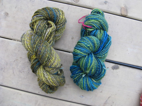March 2010 Spinning