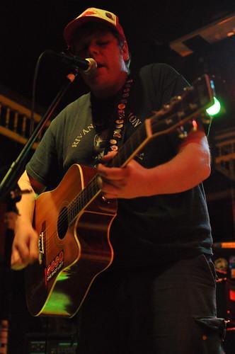 Jon Creeden  at The Rainbow
