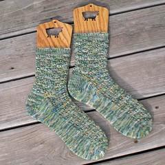 Shamrock Sock