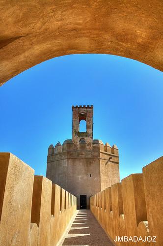 La atalaya de بطليوس