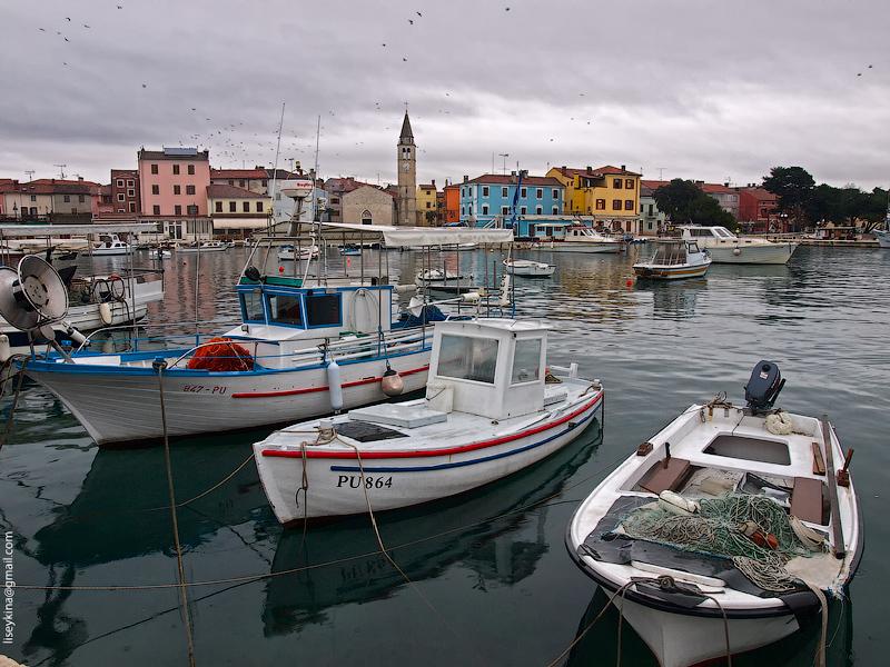 Fazana. Croatia