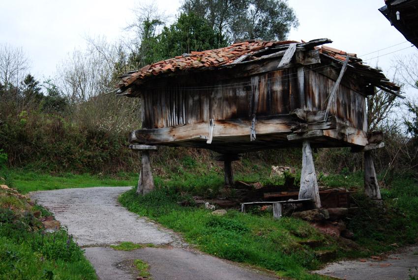 Hórreo casa Avelino 2