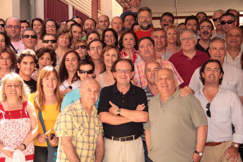 CLAUSTRO DE PROFESORES CURSO  2008 - 2009