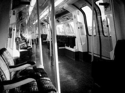 Sunshine on the Tube