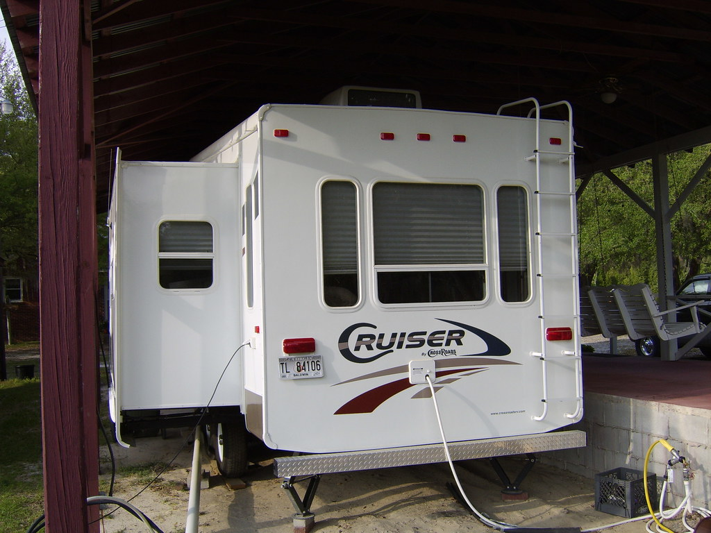 Cruser 5th Wheeel Camper