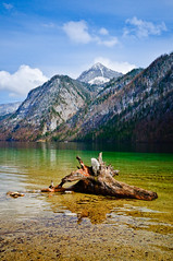 Knigssee Lake (Sergiu Bacioiu) Tags: lake alps nature water germany landscape bayern bavaria berchtesgaden colorful outdoor alpine alpen deu knigsee nationalparkberchtesgaden knigsseelake outstandingromanianphotographers