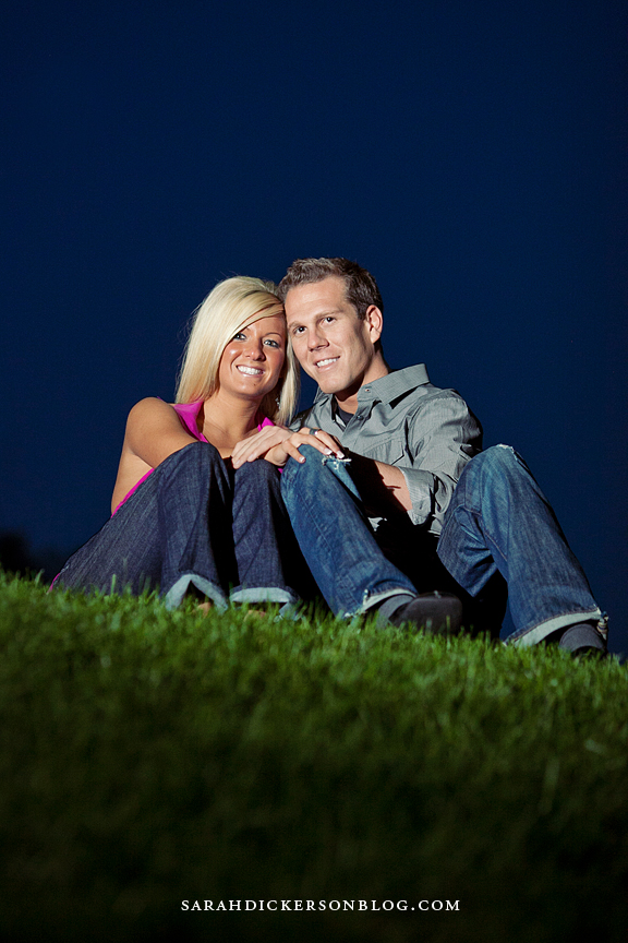 Briarcliff Kansas City engagement photographers