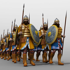Image result for Babylonian soldiers