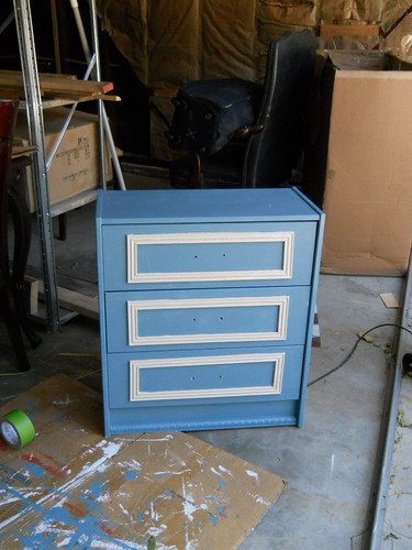 Nightstand Painted