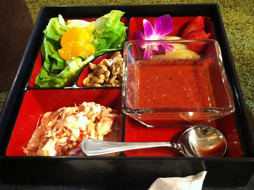 Bento Box from Mona Spa
